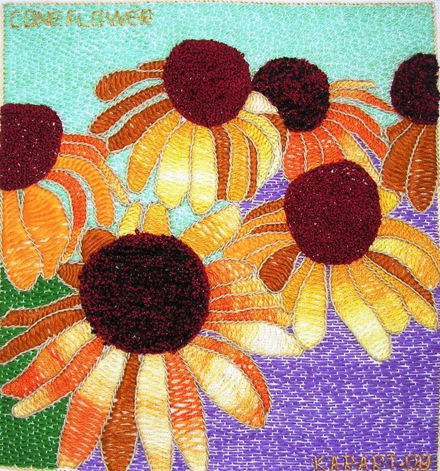 Hand Embroidery | KarArtStudio